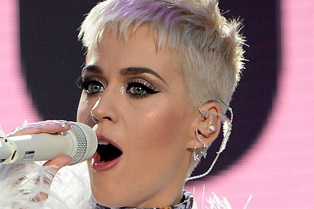 Katy Perry Hair Styles: Katy Perry Reveals The Real Reason She Cut Her Hair