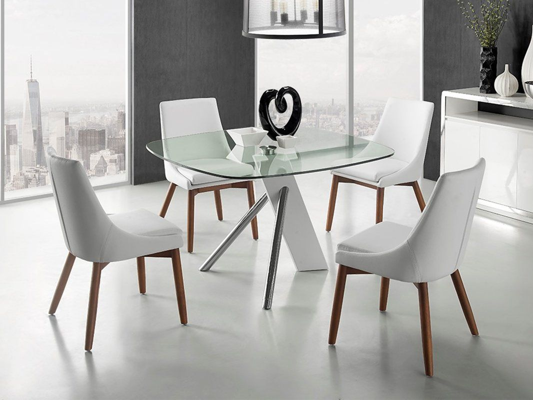 Urban Dining Table Lacquer Dining Table Modern Dining Table Glass Dining Table