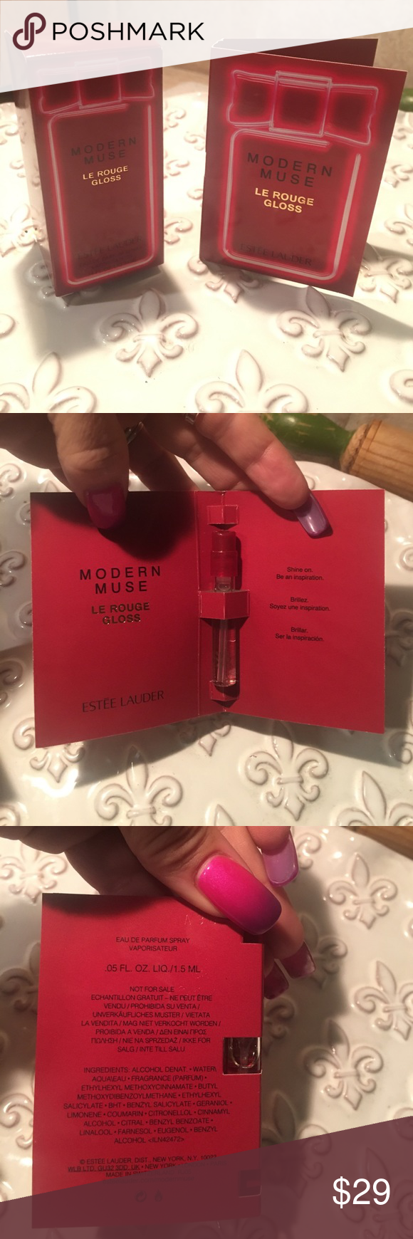 Modern Muse Le Rouge Gloss By Estee Lauder Modern Muse Le Rouge Gloss Modern Muse Estee Lauder
