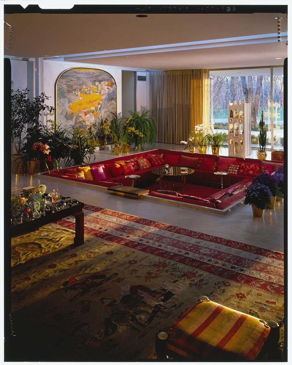 52 Balthazar Korab photos of The Miller House – an exceptional legacy –
