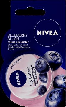 Nivea Lip Butter Balsam Do Ust Blueberry Blush 16 7 G Nr Kat 203813 Lip Butter Nivea Lip Butter Balsam