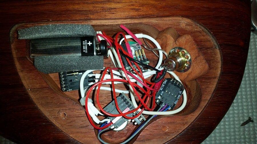 Emg Wiring Question