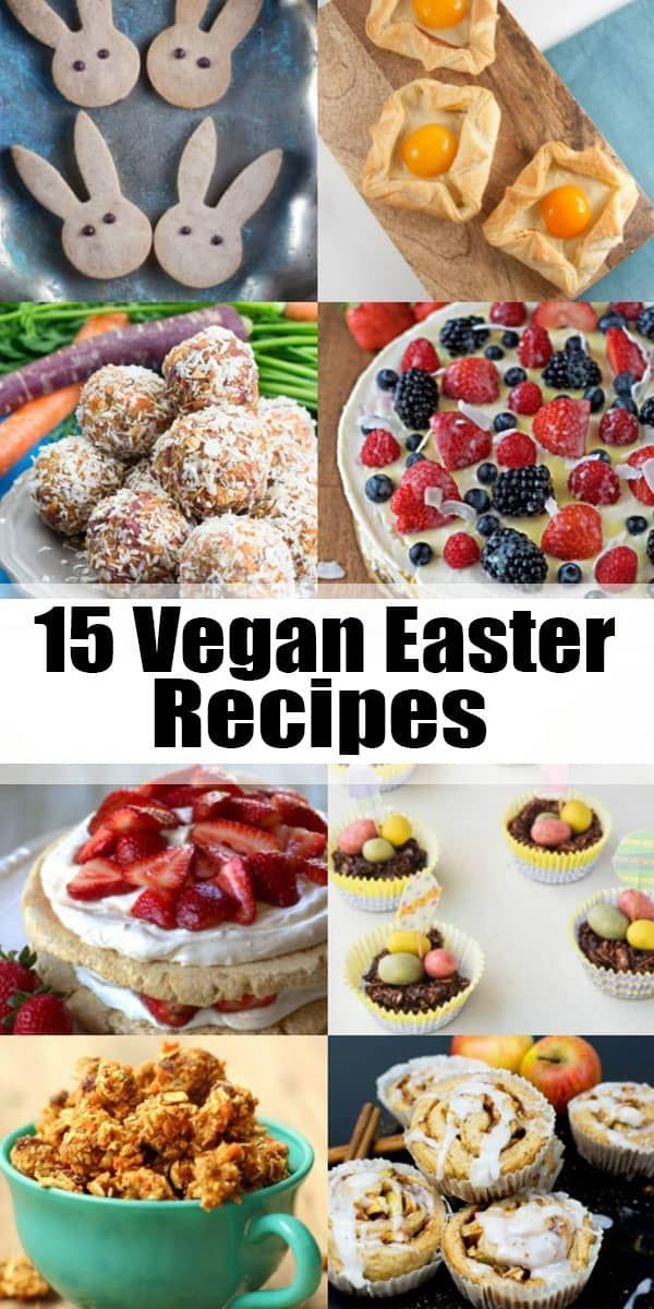 If Youre Looking For Vegan Easter Recipes This Roundup Is
