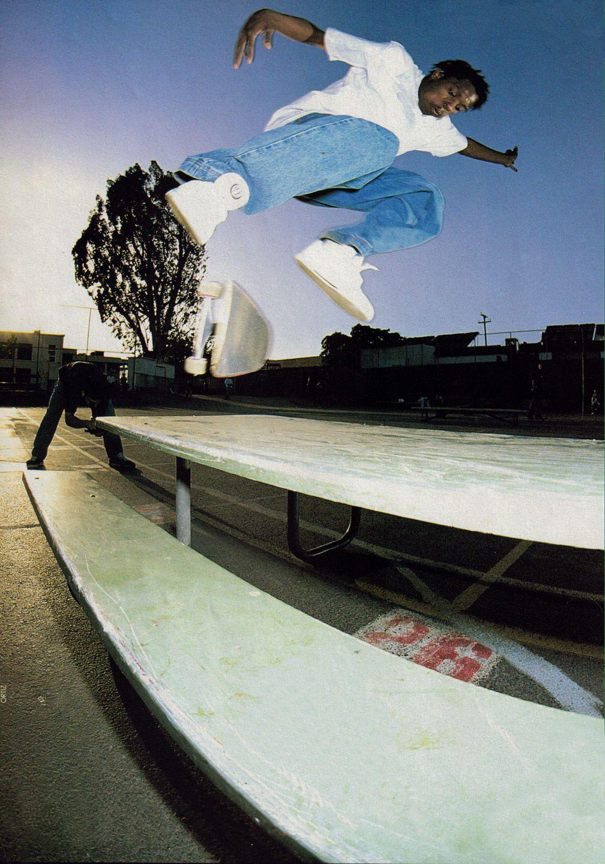 Kareem Campbell Vintage Skate Stuff Pinterest Skateboard