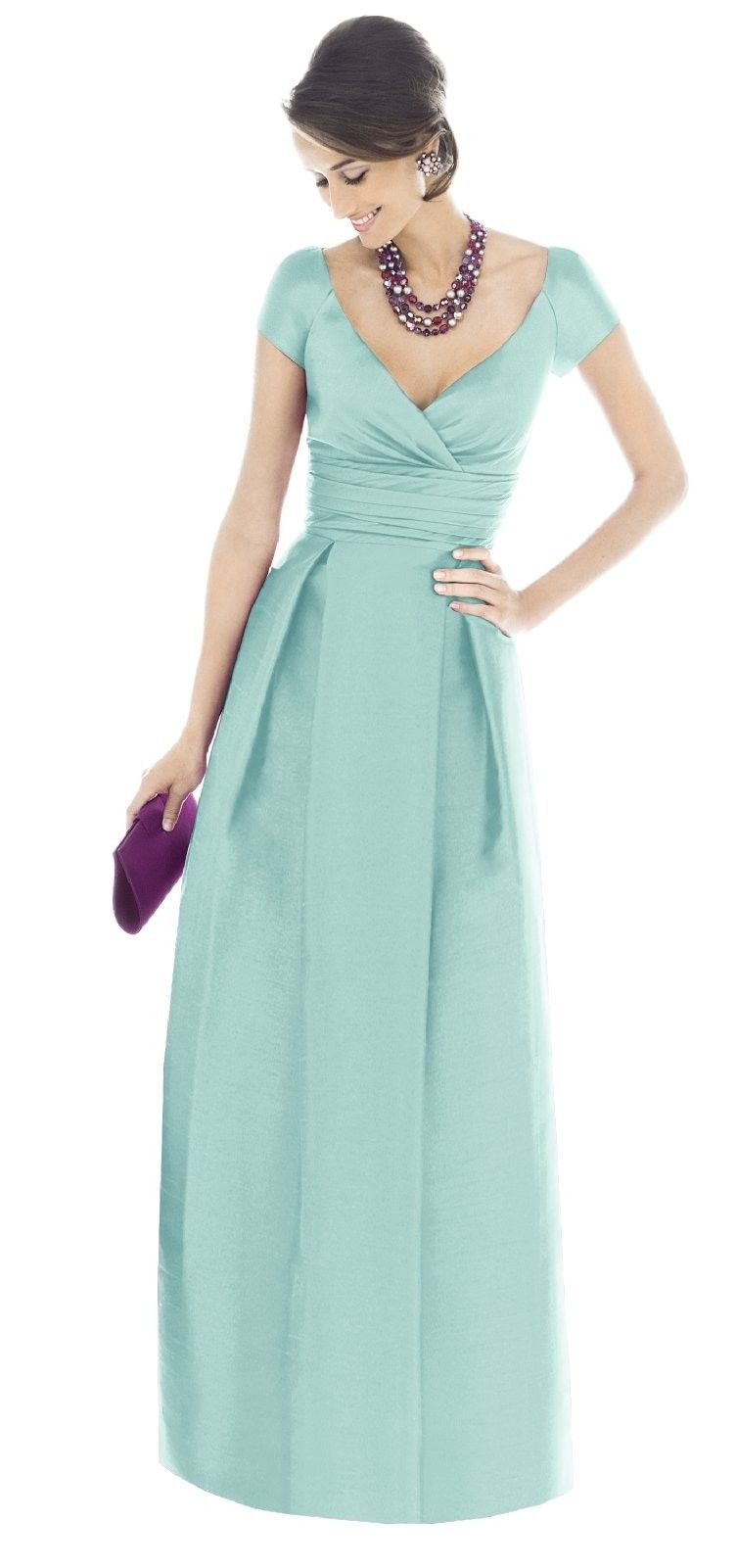 Alfred sung bridesmaid dress beautiful color women short alfred sung bridesmaid dress beautiful color ombrellifo Choice Image