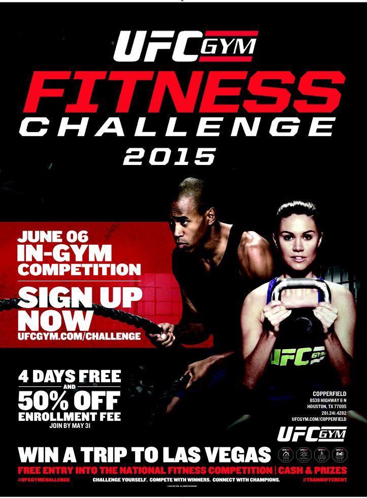 2015 Fitness Challenge