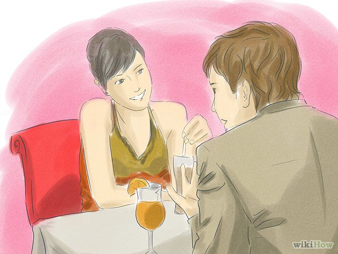 How to Impress Someone on a First Date | First date