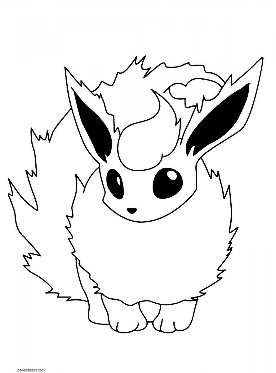 Dibujos de Pokemon para colorear | Para colorear | Pokemon