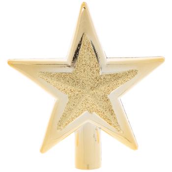 Gold Glitter Star Mini Tree Topper Hobby Lobby 6596548 Gold Glitter Stars Glitter Stars Tree Toppers