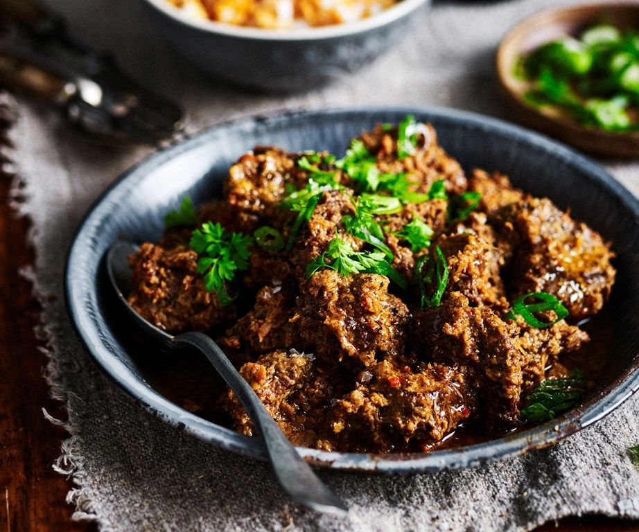 Beef Slow Cooker Recipes Beef Rendang Recipe Beef Recipes Slow