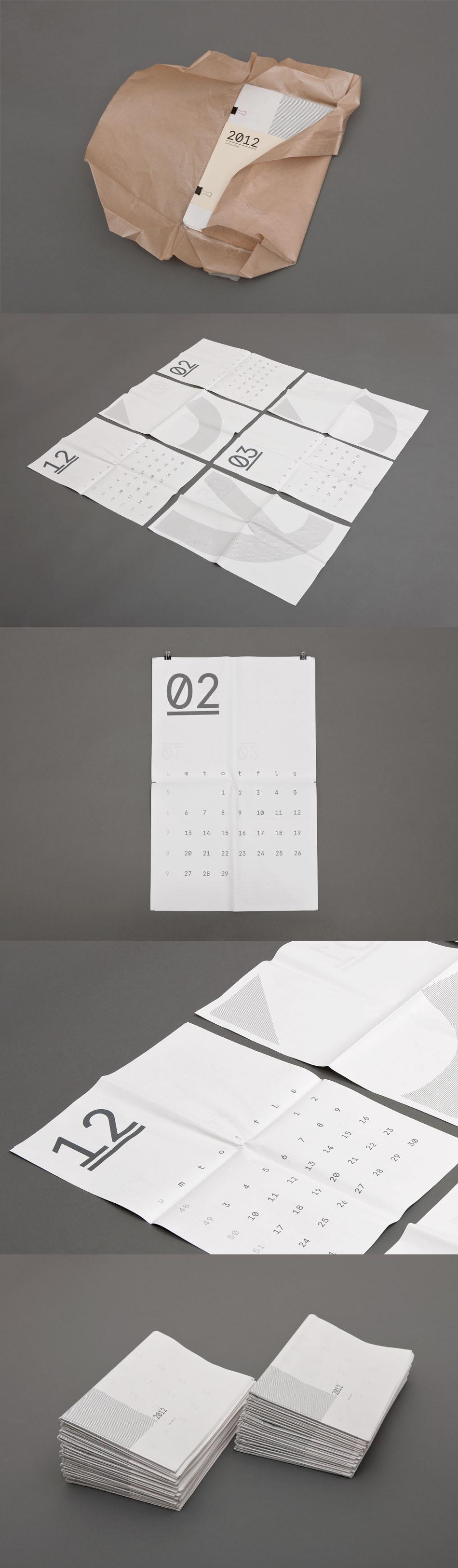 Kalender 2012 by Neue