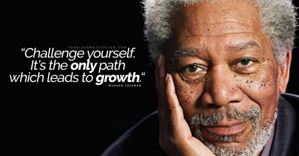 20 Morgan Freeman Quotes To Teach You Incredible Life Lessons
