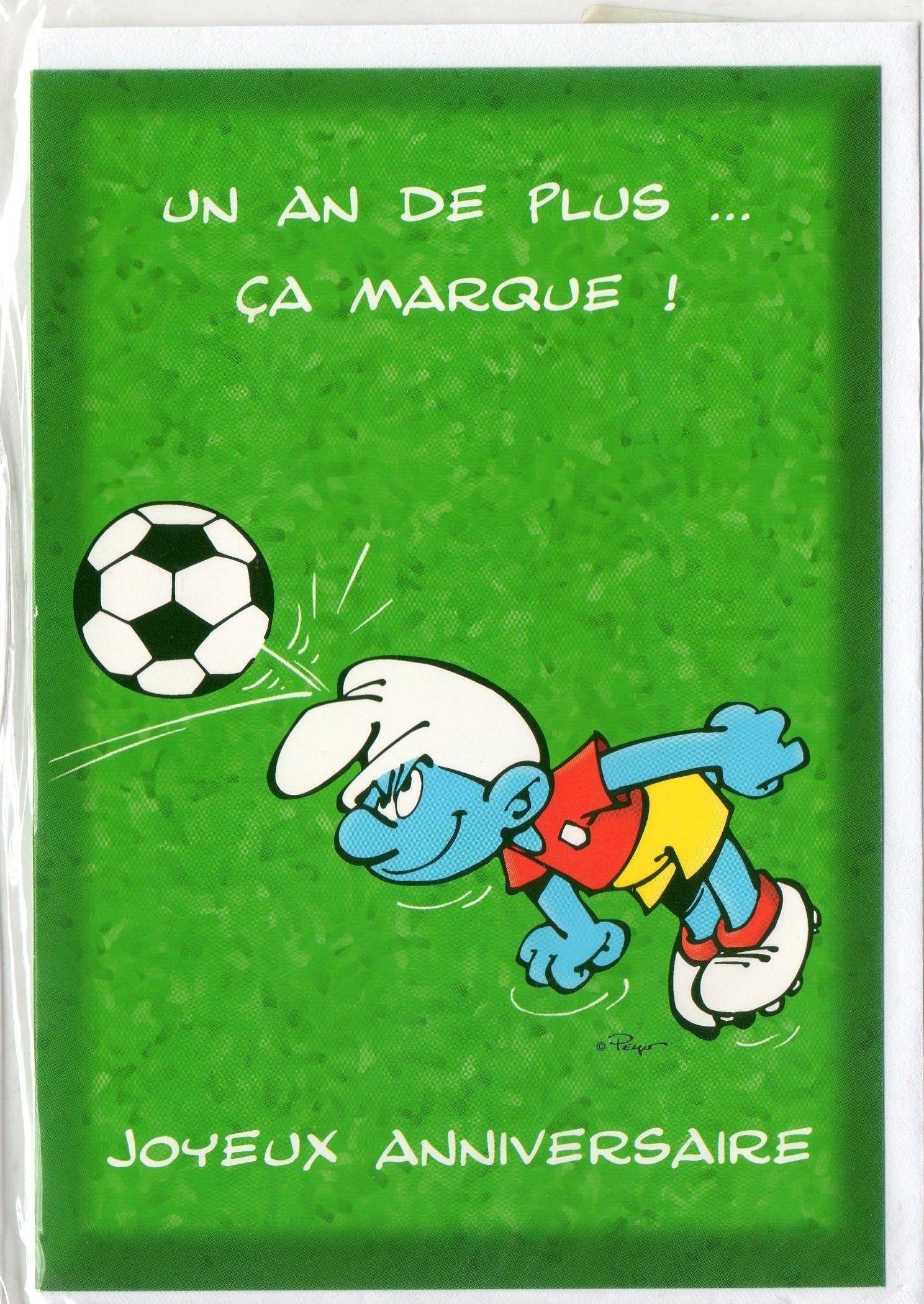 Carte D Anniversaire Gratuite A Imprimer Football Best Of Carte Anniversaire Humour Foot Carte Joyeux Anniversaire Carte Anniversaire Humour Anniversaire Foot