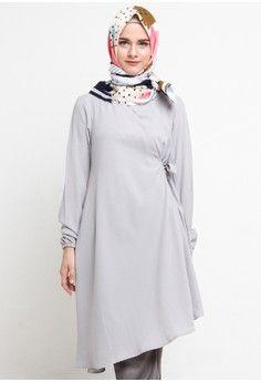Baju Tunik Wanita Muslimah Cantik