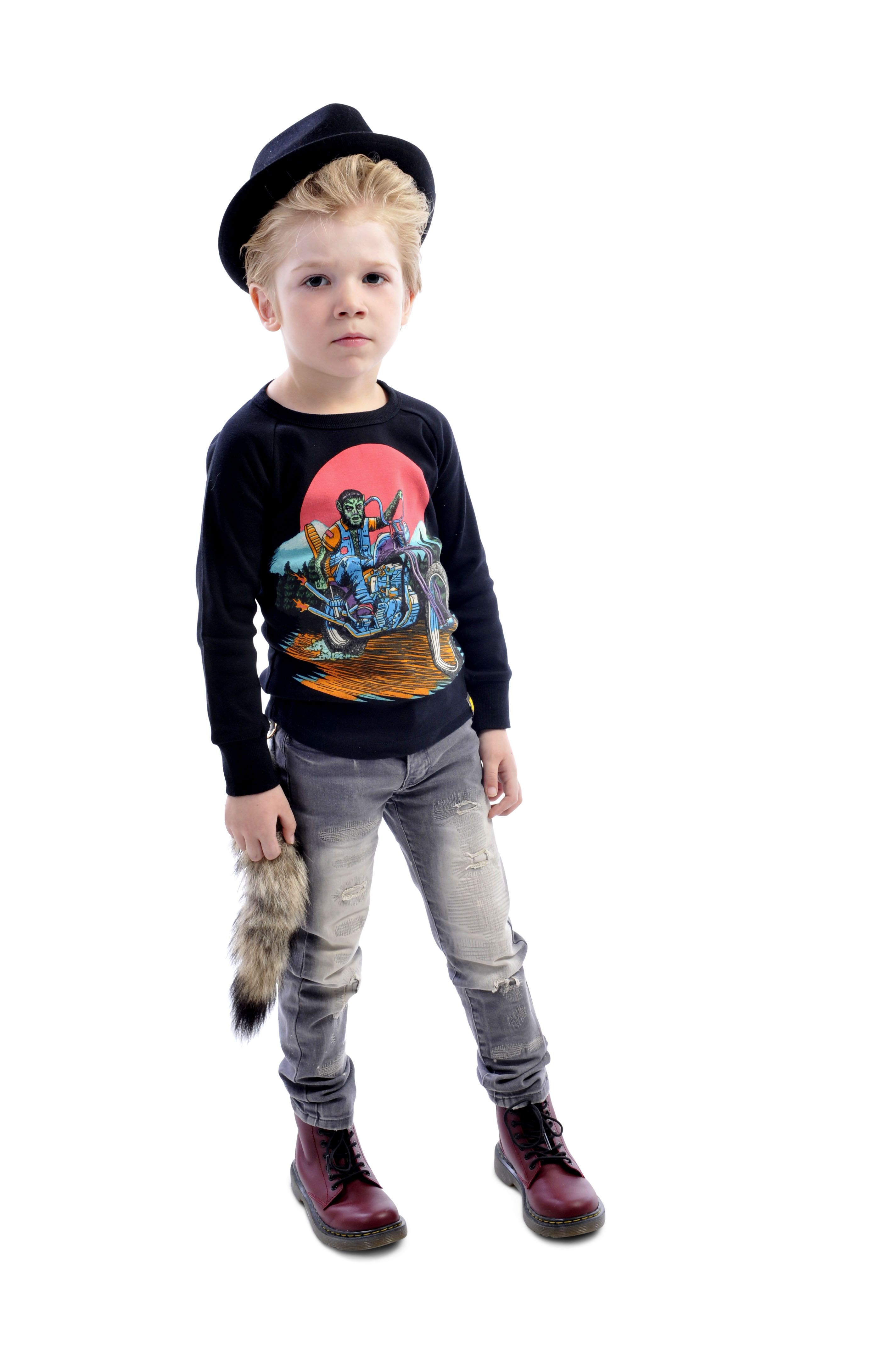 marvelous rock outfits for boys people