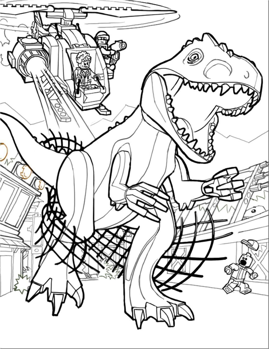 Coloriage Jurassic World T Rex Coloriage Jurassic World Coloriage Coloriage Lego