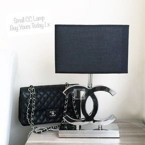 Chanel Table Lamp Online Sale In Taobao Shop Taobao Lamp Chanel
