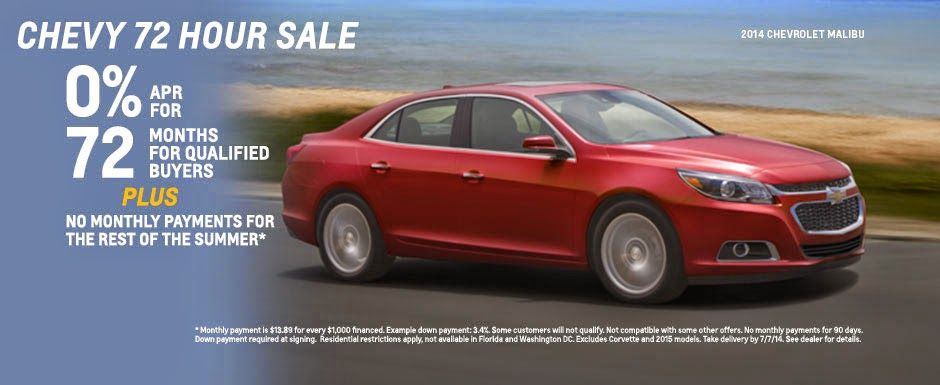 Heiser Auto Group Blog Chevy S 72 Hour Sale Now At Heiser