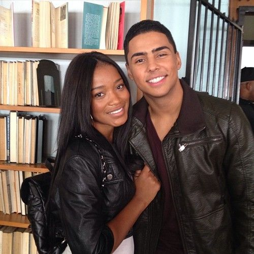 Oct 2017 - 8 minRepeat Is Quincy Brown Dating Keke Palmer?