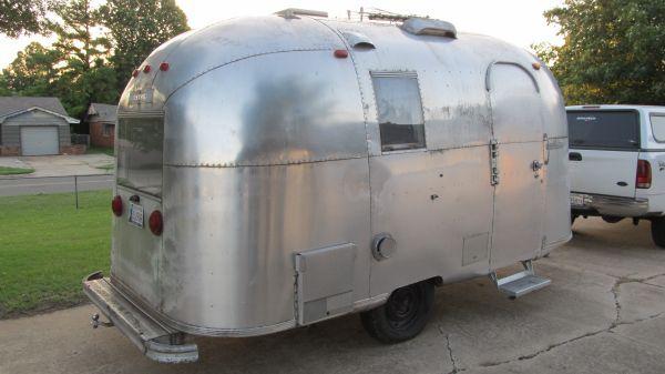 1966 Airstream Caravel | Vintage caravans, Vintage camping ...