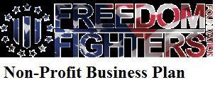non-profit org. business plan