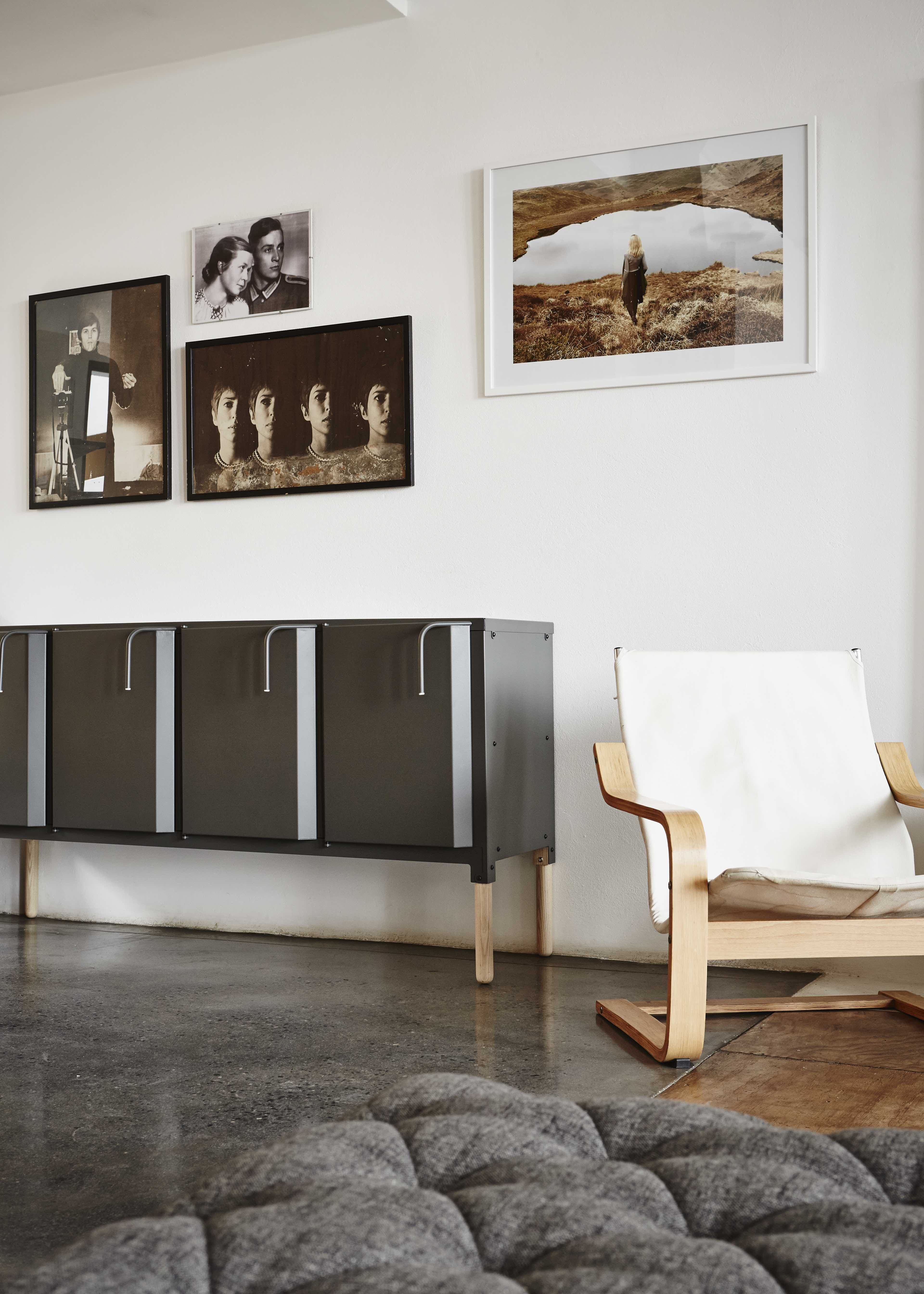 Urban Edge: Urban Functionality In This Inner City Apartment   Elle  Decoration