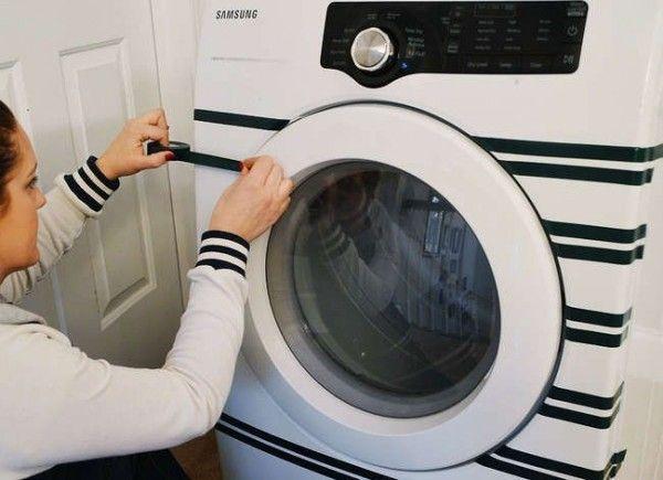 Wie Man Die Waschmaschine In Ihr Inneres Integriert 31 Ideen Waschtrockner Zimmer Renovierungen Waschmaschine