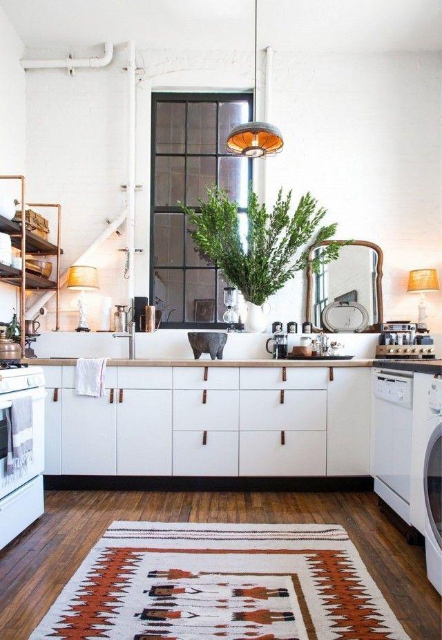 Hermosa La Terapia Cocina Del Apartamento Cocina Festooning - Ideas ...