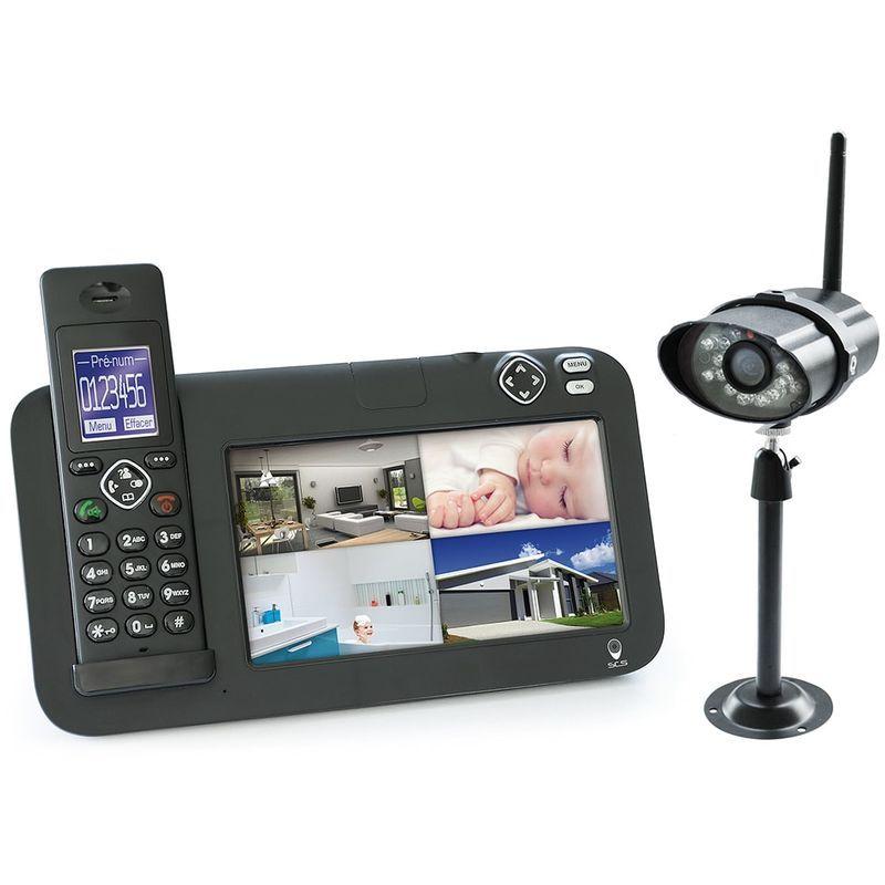Kit de vidéosurveillance Phone, Dubai, Workplace
