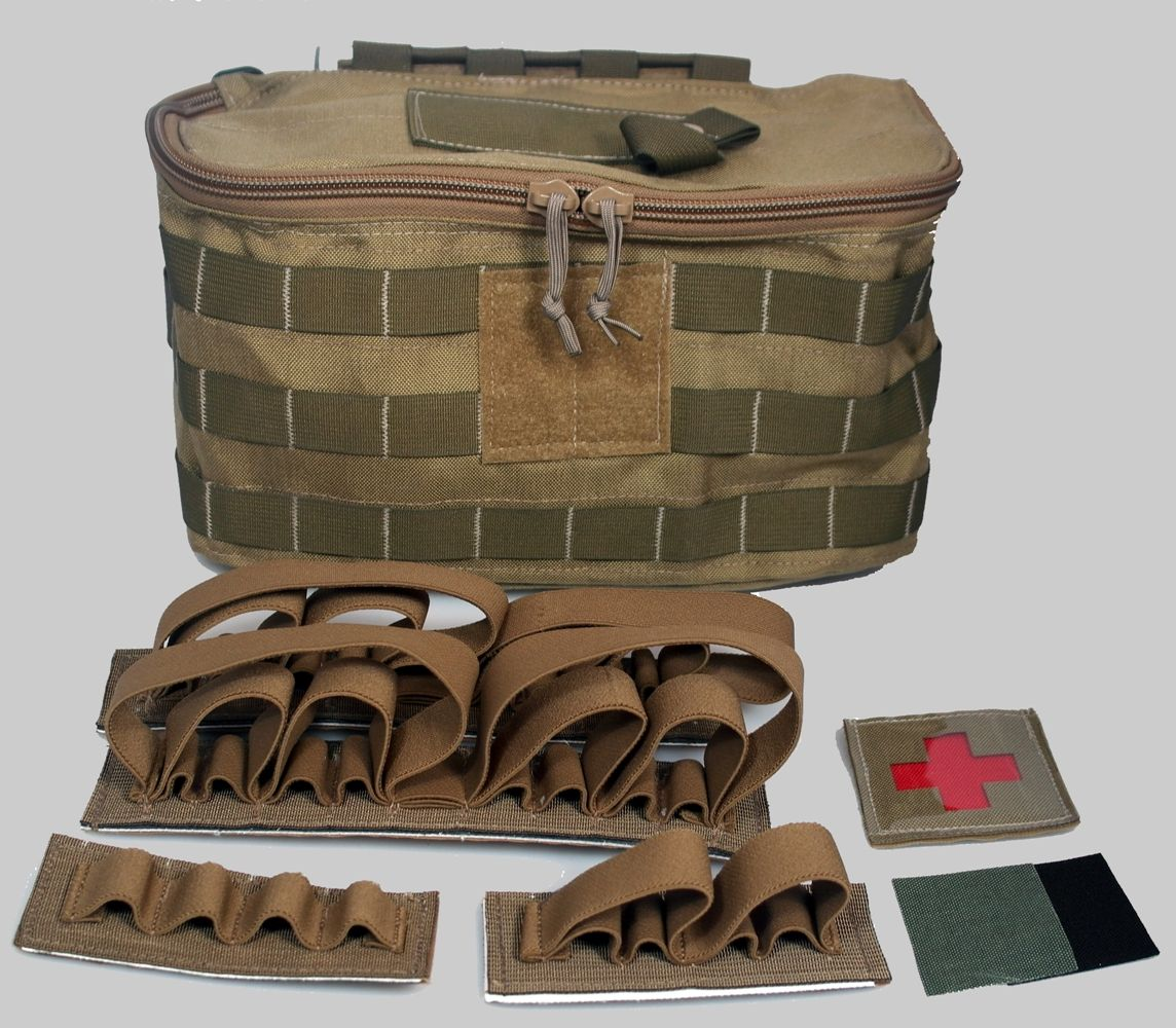 Combat Medical Systems Mojo Squad Medical Kit
