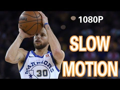 b2b649aa6a22 Stephen Curry Shooting Form Slow Motion 2019 1080P Part 1 - YouTube ...