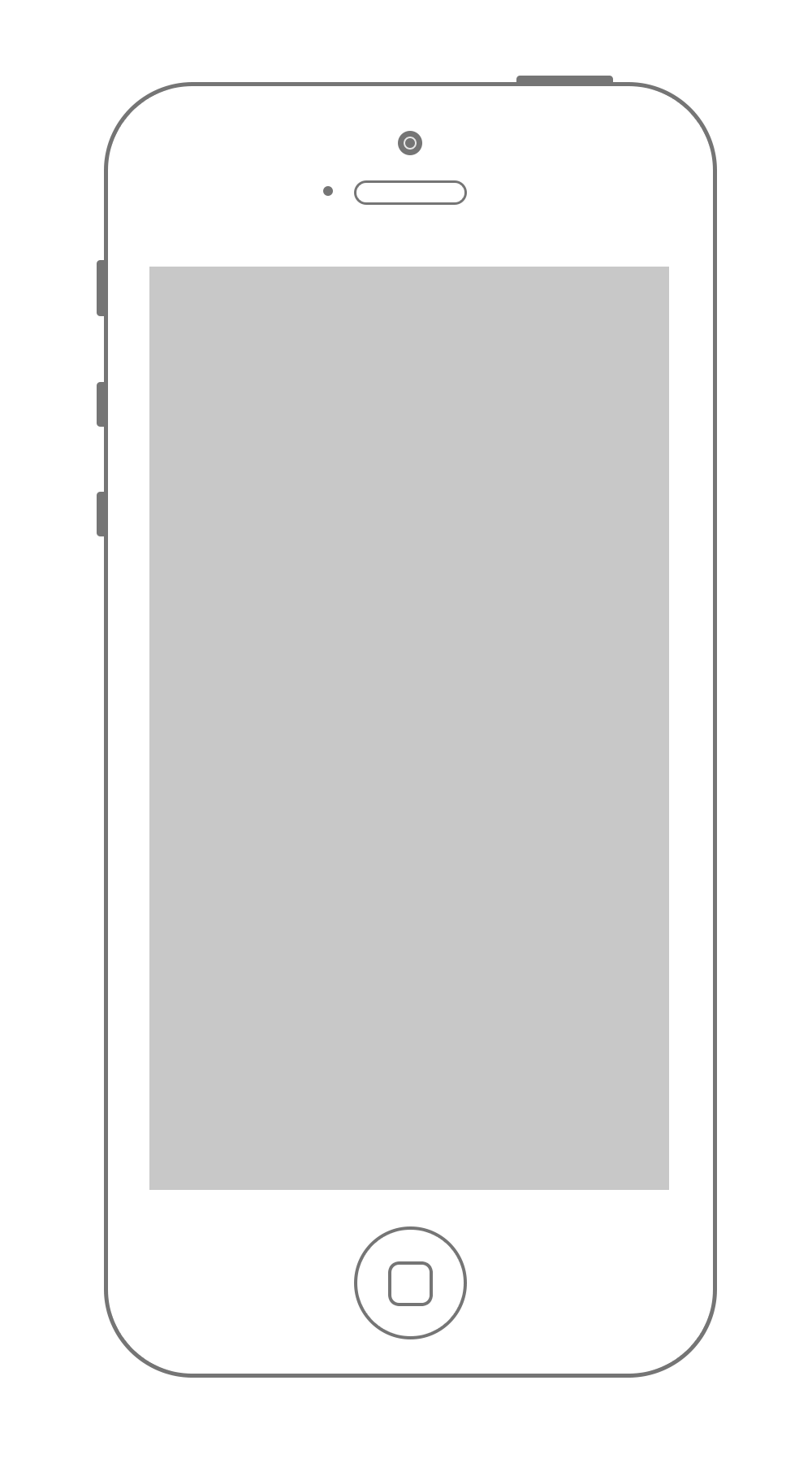 Iphone5 vertical design pinterest wireframe and minimal minimal pronofoot35fo Choice Image