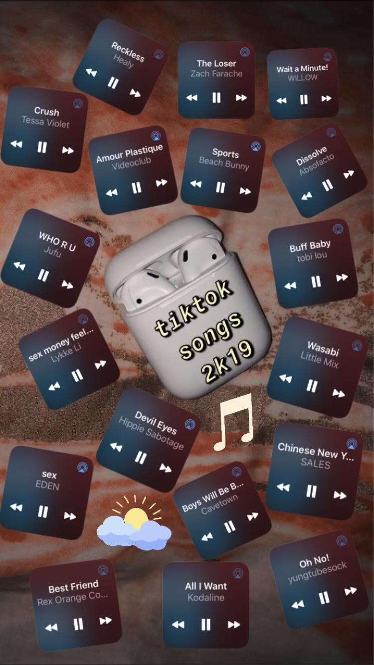 Musik Playlisten Tiktok Songs Of 2019 Mood Songs Depressing Songs Soundcloud Music