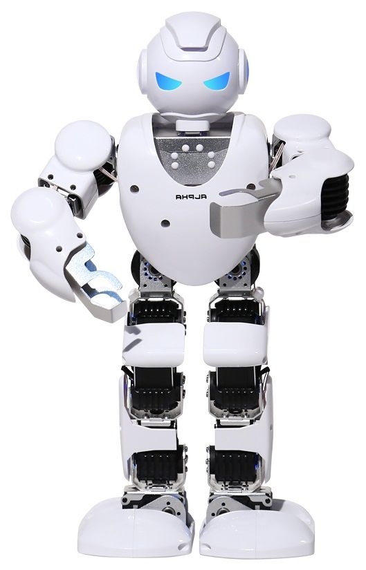 Alpha 1S Robot.A Humanoid robot for family~