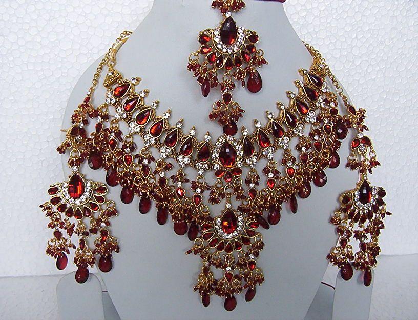 141 best indian bridals 2 images on Pinterest | Set online, Indian ...