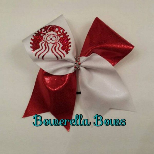 Cheer Bows With Sayings