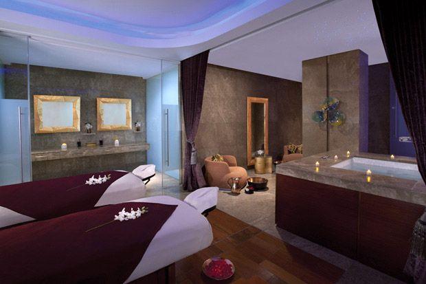 Talise Spa Spa Room Hotel Abu Dhabi