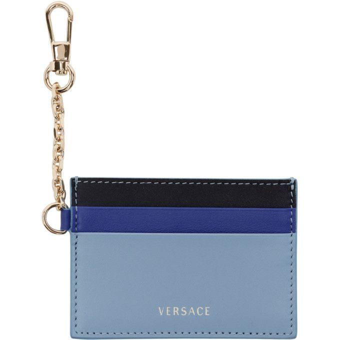 Tricolor Multi Card Holder Versace SdaCA47