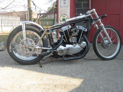 Ironhead Drag Bike Drag Bike Motorcycle Drag Racing