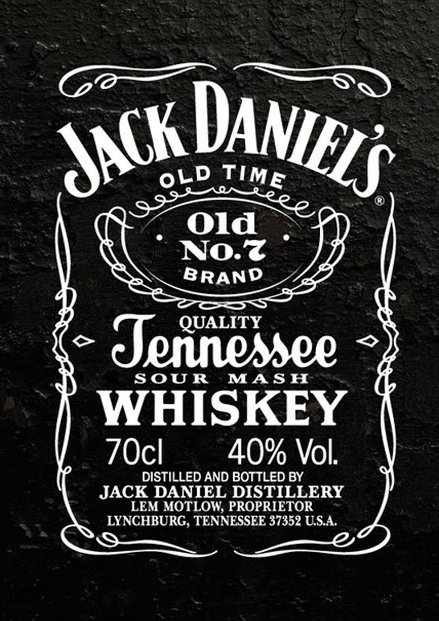 Jack Daniel's Poster Jack daniels, Jack daniel's
