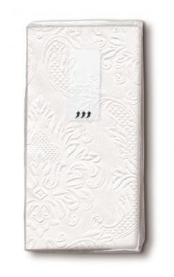 Taschentücher Geprägt Hochzeittaufe Ornament Pearl