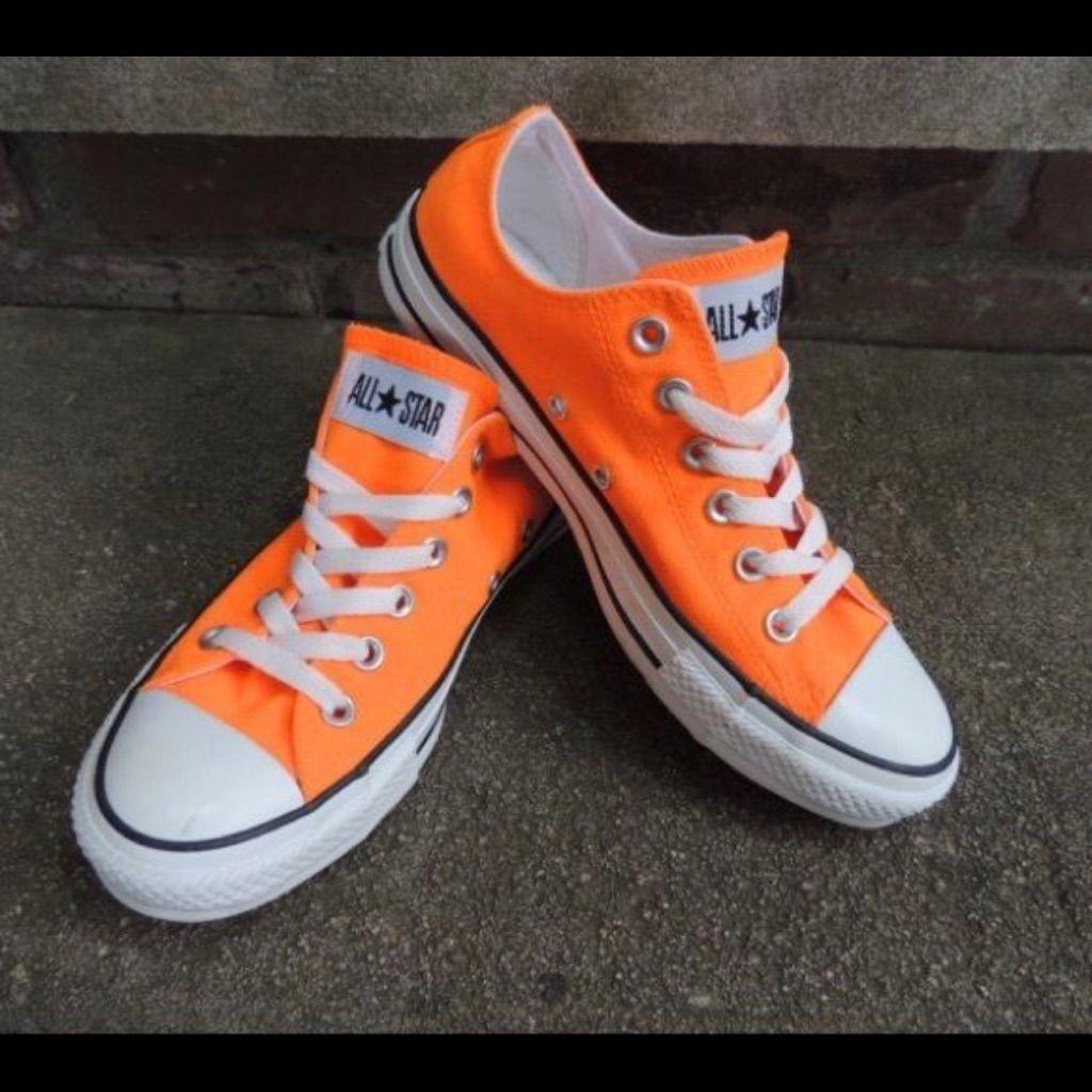 Orange Converse Shoes | Kohl's