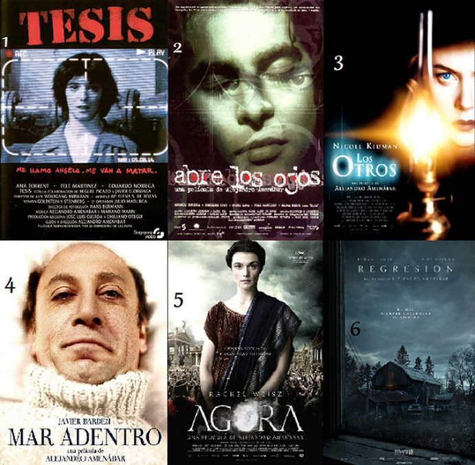 Hablemos De Cine Alejandro Amenabar Cine Luis Garcia Berlanga Arte