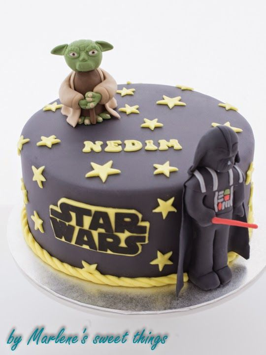 star wars star cake and star wars cake. Black Bedroom Furniture Sets. Home Design Ideas