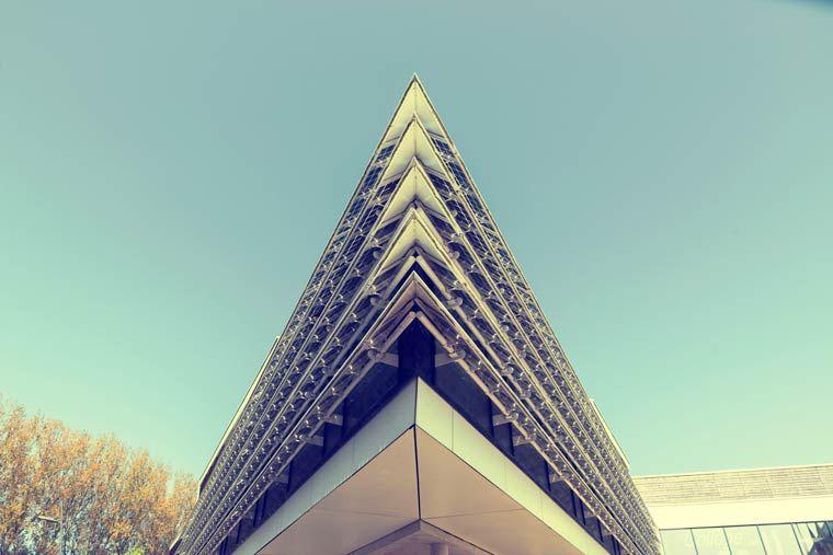 Urban Geometry – L'architecture photographiée par Andrés Gallardo
