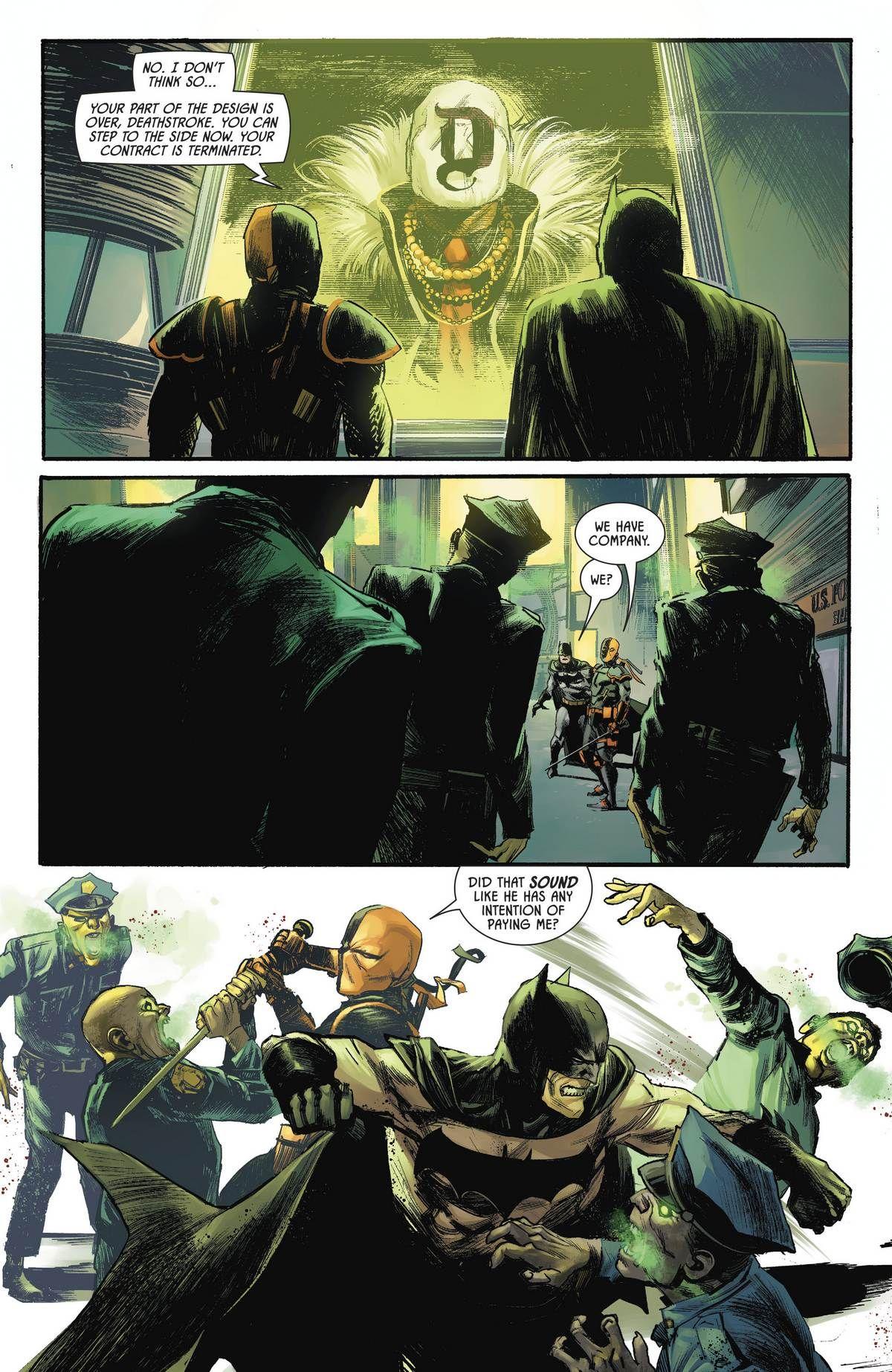 Read Batman: Arkham: Riddler (Batman (1940-2011)) Reader