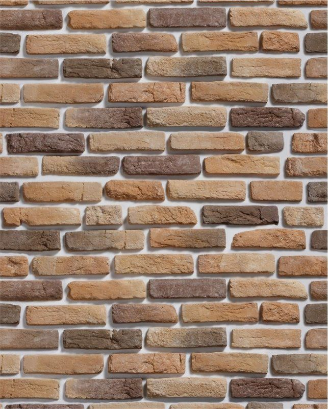 /&   8 SHEETS EMBOSSED BUMPY BRICK stone wall 21x29cm scale 1//24 for dollhouse