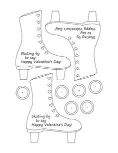 picture about Free Printable Roller Skate Template named Free of charge Printable Roller Skate Template  Skating