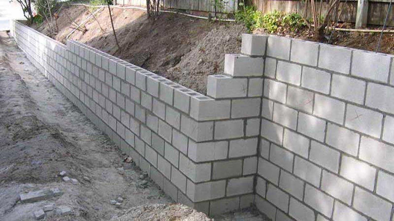 Kartinki Po Zaprosu Retaining Walls Construction Building A Retaining Wall Concrete Block Retaining Wall Retaining Wall Construction