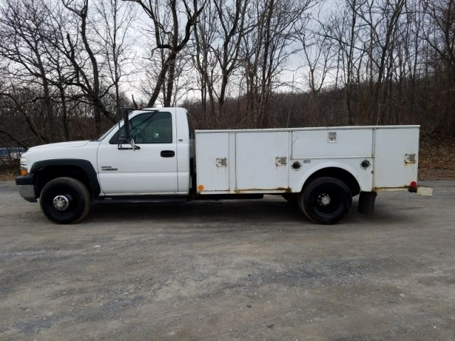 2001 Chevy 3500 Diesel 4x4 Utility Body Truck Trucks For Sale Trucks Recreational Vehicles